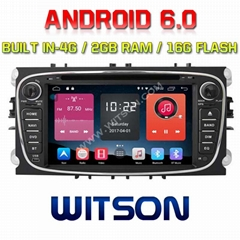Android 6.0 Car DVD Play