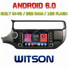 WITSON Android 6.0 Car D