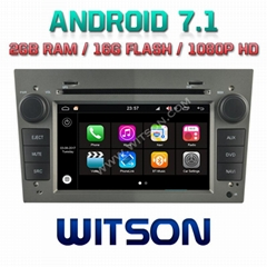 Android 7.1 Car DVD Play