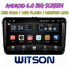 "9"" Android 6.0 Car DVD P"