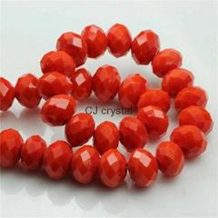 Rondelle Beads wholesale porcelain beads