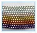 round glass pearls beads Imitation pearl