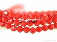 Glass beads 4mm 6mm 8mm
