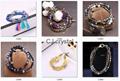 Wholesale fashion jewelry bracelet handmade charm crystal bracelet latest design 7