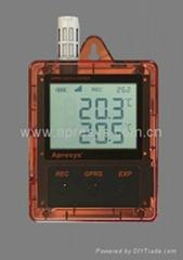 GPRS温湿度自动监控系统