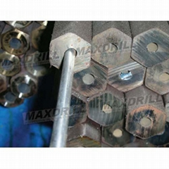 MAXDRILL Hollow Drill Steel Bar