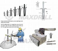MAXDRILL Hand Splitter