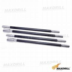 MAXDRILL drifting and extension drill rod