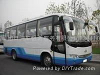 北京出租30-55座豪华旅游大客车