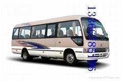 北京出租17-28座旅游车