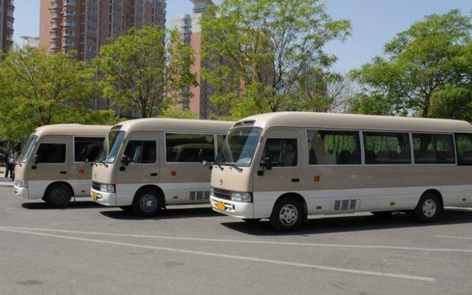 北京租赁通勤车 4