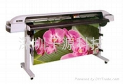 深圳二手国产750四色写真机