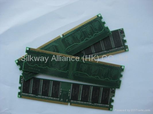 臺式機一代內存條 400MHZ PC3200 1