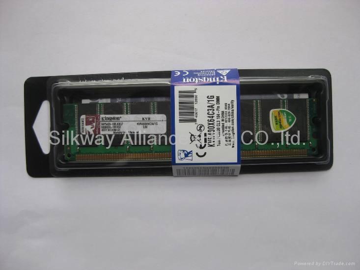 臺式機一代內存條 400MHZ PC3200 4