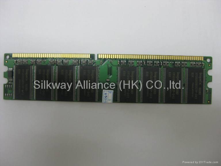 ddr 400MHZ memory ram PC3200 memory module 5