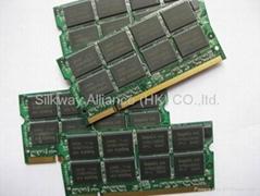 SODIMM DDR 333MHZ laptop memory module original brand