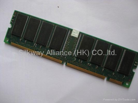 臺式電腦內存 SDRAM pc133 256MB 1