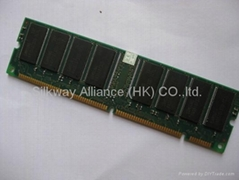 Desktop memory SDRAM PC133 256MB & 512MB with different brand