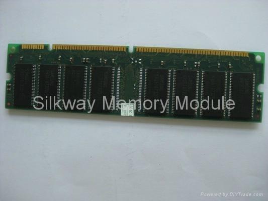 臺式電腦內存 SDRAM pc133 256MB 4