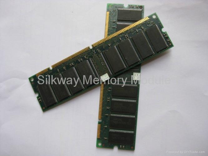 臺式電腦內存 SDRAM pc133 256MB 5