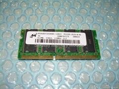 筆記本內存 SDRAM PC133 512MB