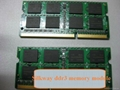 SODIMM RAM DDR3 1333/1600MHZ PC3-10600 4GB, NOTEBOOK RAM  3