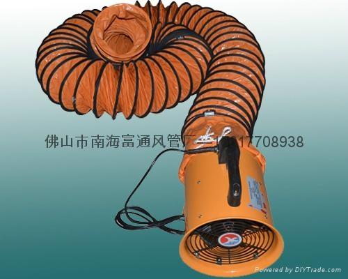 Coal mine fan 3