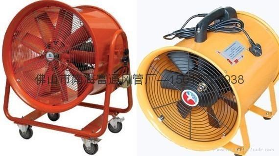 Coal mine fan 4