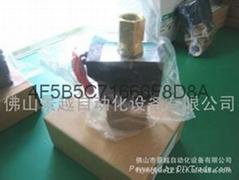 气动件日本CKD二通电磁阀