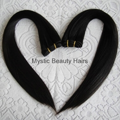 Wholesale 5A Brazilian Virgin Hair Weaves Extension different colors 8-30inches