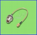 N Female to RP-SMA Male with RG316 Cable(jumper cable)