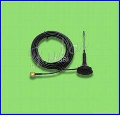 GSM Mobile  Car Antenna with SMA Connector