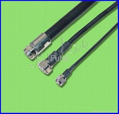 "1/4"",1/2"",7/8""Superflexible RF Coaxial  cable"