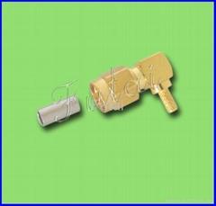 SMA Male Right Angle Connector