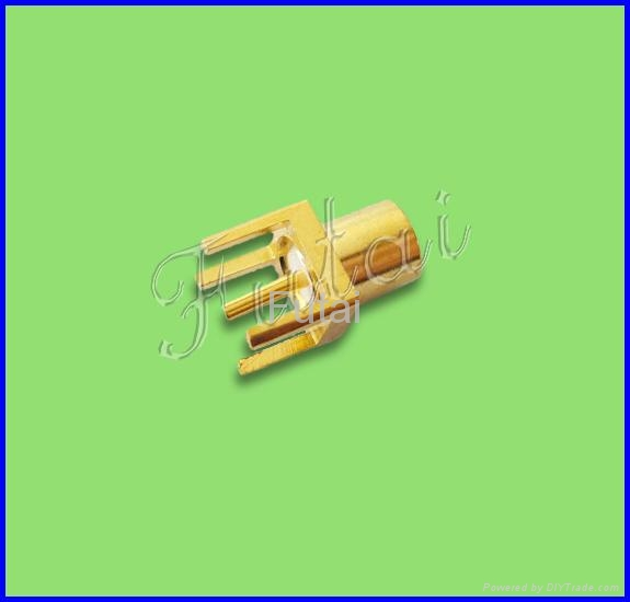 MCX Female Straight Connector for PCB