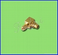 MMCX Right Angle Male Connector for RG174,RG316