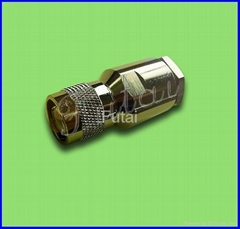 TNC Male Connector for LMR400 Cable