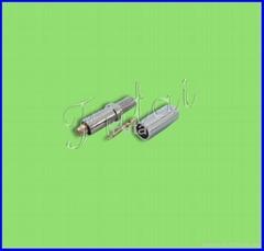 MC Card Plug Crimp for RG174,RG316