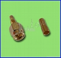 SMA Male Connector for RG316 ,RG174 Cable  1
