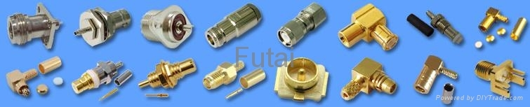 RF Coaxial Connector