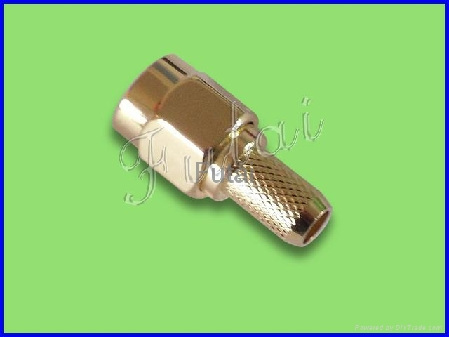 SMA Male RF Connector for RG58U Cable