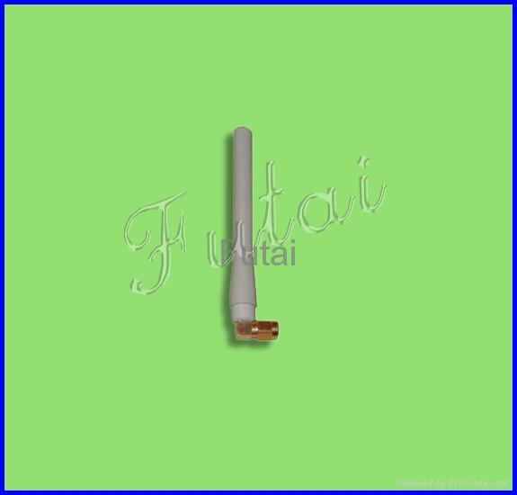 3.5G rubber antenna with sma male connector 1