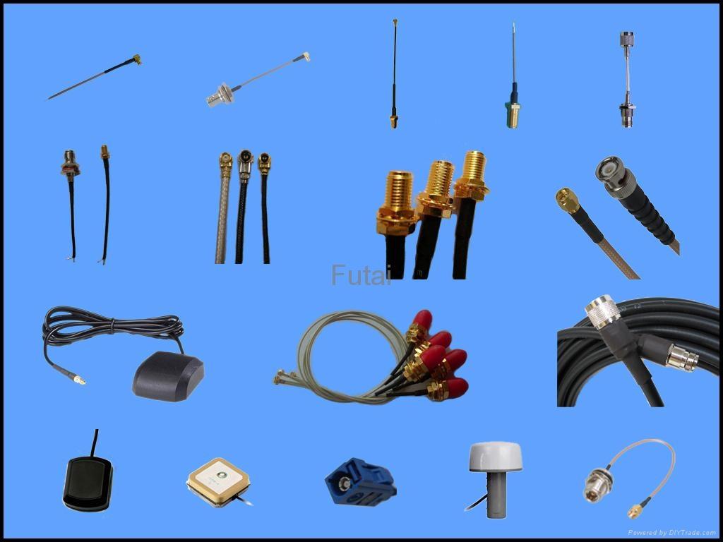 SMA Female Right Angle  PCB RF Coaxial connector 2