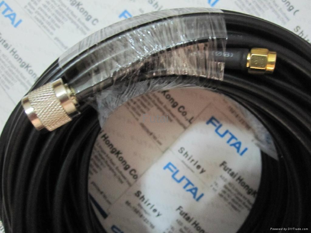 RF Coaxial Pigtail/Microwive Cable 2