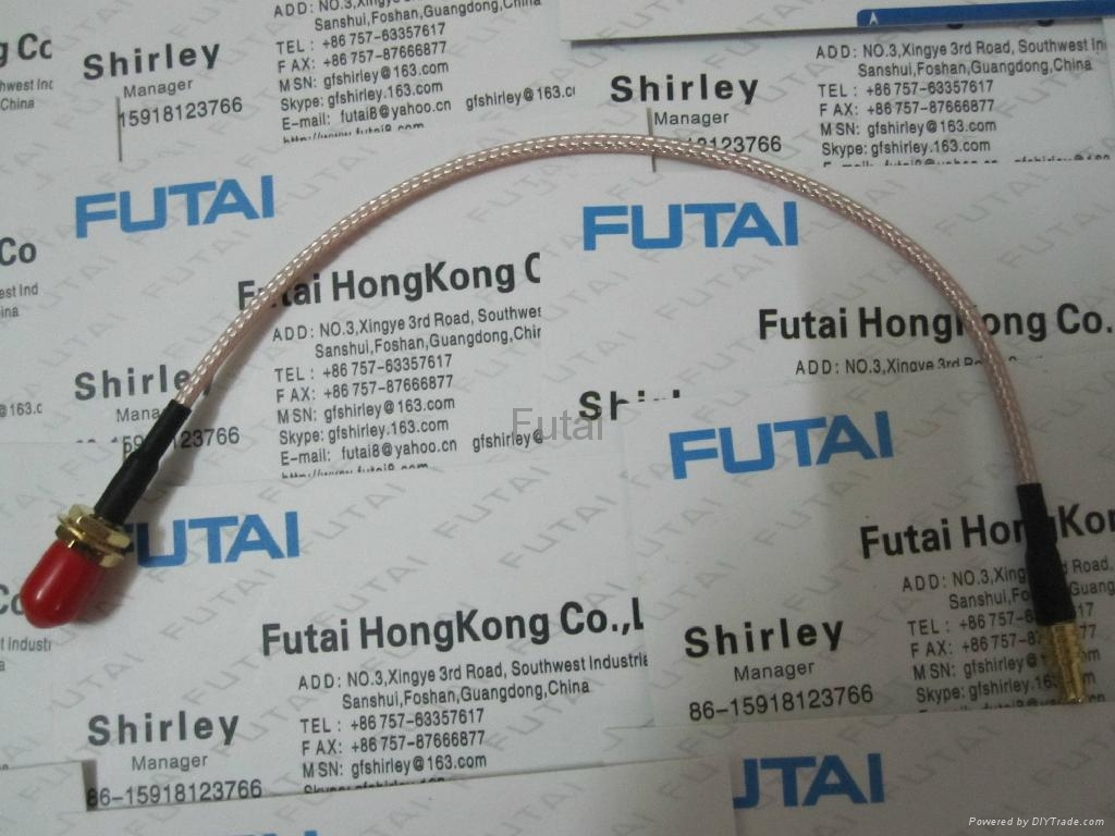 RF Coaxial Pigtail/Microwive Cable 5