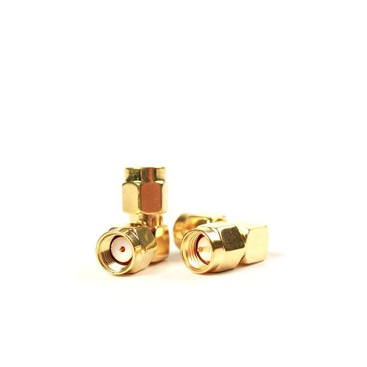 Hot Sale FT-Adapter-SMA-JK-01 SMA Right Angle Adapter