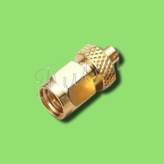 MMCX Jack to SMA Plug Adaptor 1