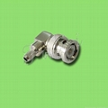 BNC Male Right Angle Connector for RG58U