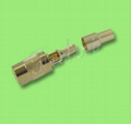 SMB Female Connector for RG174/316 Cable