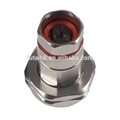 DIN Male Connector for 1/2 Cable